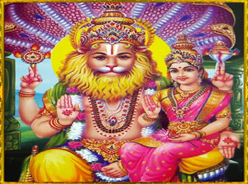 Lord Narasimha HD Photos for Free Download