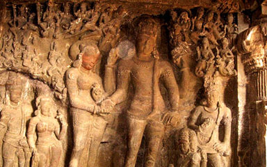 Ajanta & Ellora Paintings