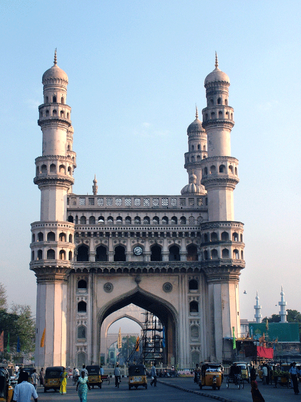Charminar The Famous Indian Monuments