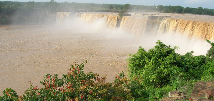 Chitrakot waterfalls