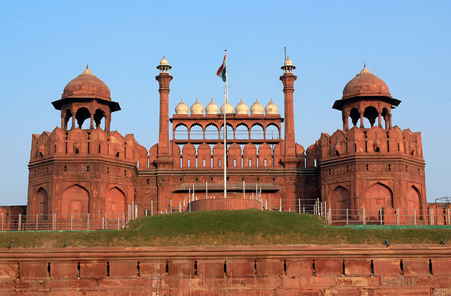Red Fort The Famous Indian Monuments