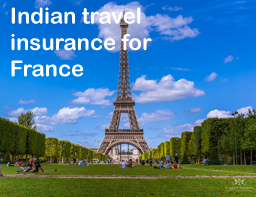 indian travel insurance for france