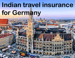 indian travel insurance for germany