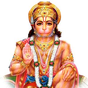 Hindu God Hanuman Vector Art | Getty Images