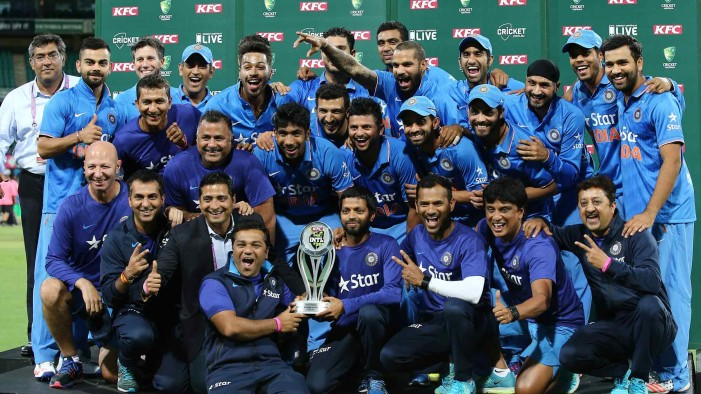 India's sport ranking in the world, Indians in the Olympics