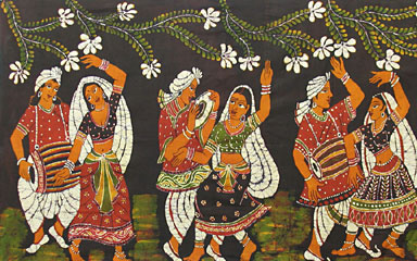 Indian folk Paintings