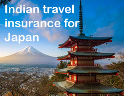 indian travel insurance for japan