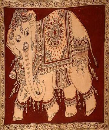 Kalamkari Paintings Paintings Of Andhra Pradesh