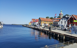 Kristiansand in Norway