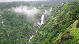 Lingmala Waterfall