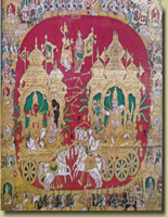 Krishna Mysore paintings