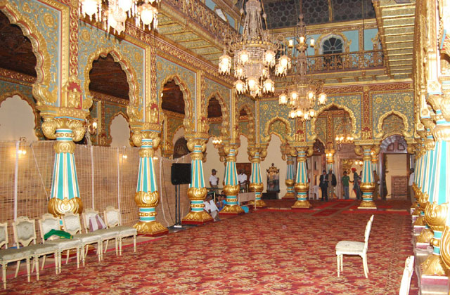 mysore palace   the famous indian monuments