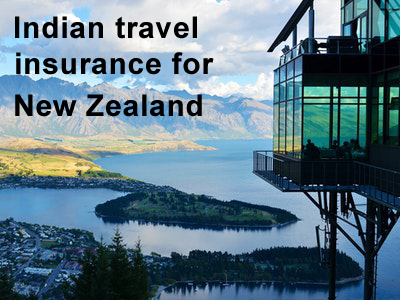 indian travel insurance for new-zealand