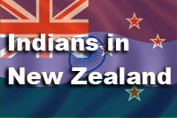 Indian overseas Population - Indians in New Zealand  Non