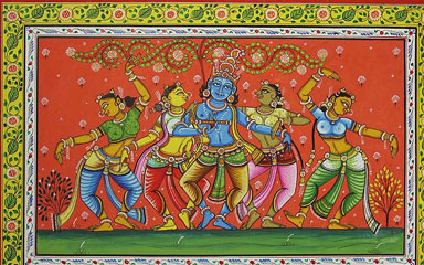 Pattachitra Paintings