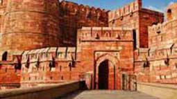 red-agra-fort