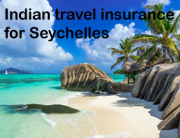 indian travel insurance for seychelles