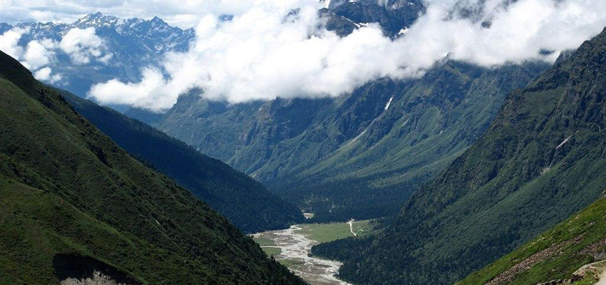 Yumthang valley, Lachung Sikkim