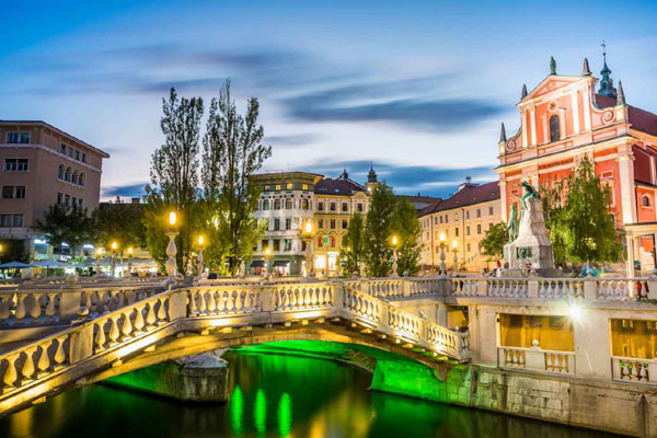 indian travel insurance for visiting Slovenia