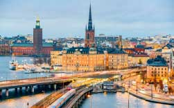 Sweden travel insurance