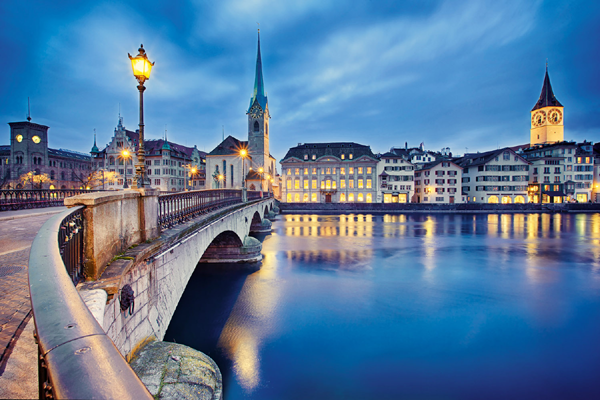 indian travel insurance for visiting Switzerland
