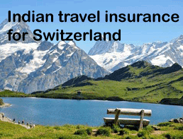 indian travel insurance for switzerland