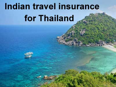 indian travel insurance for thailand