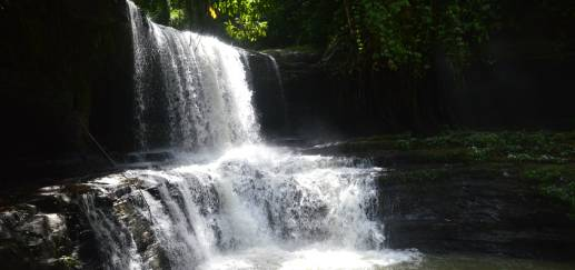 Tuirihiau waterfall