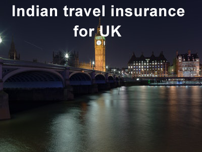 indian travel insurance for uk