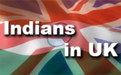 indians in uk