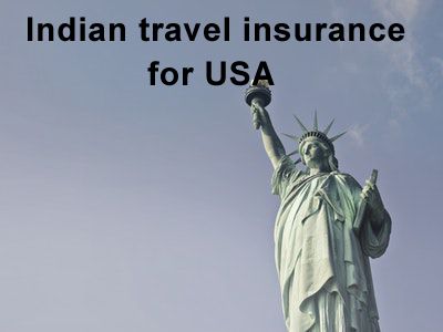indian travel insurance for usa