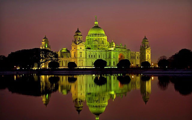 Victoria Memorial The Famous Indian Monuments